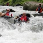 Seru, Wisata River Tubing di Limbasari